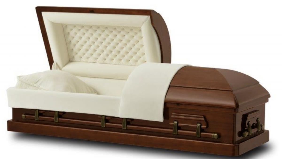 NJ Oversized Coffins