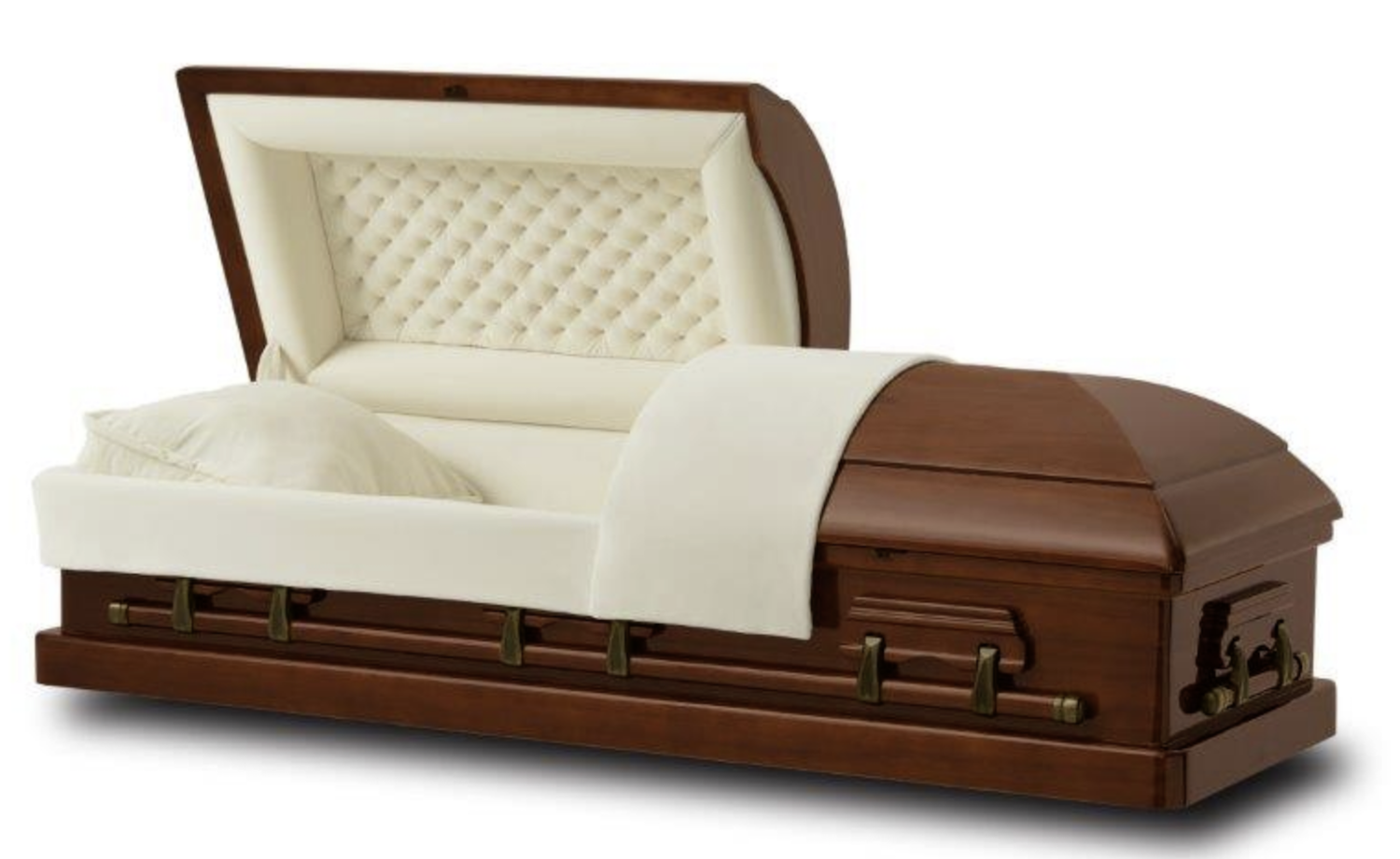 NJ Oversized Coffins